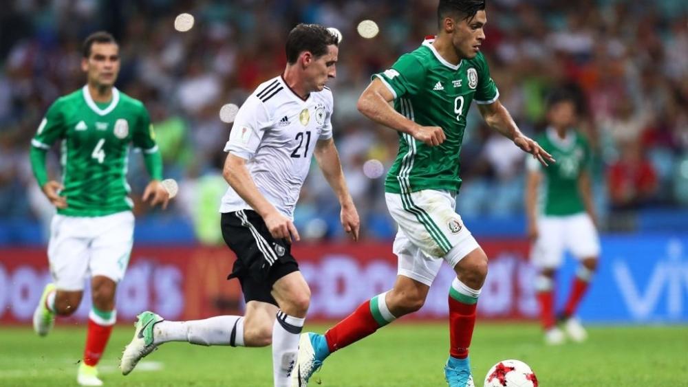 Germany had defeated Mexico 4-1 in their last meeting at the Confederations Cup semi-final in 2017