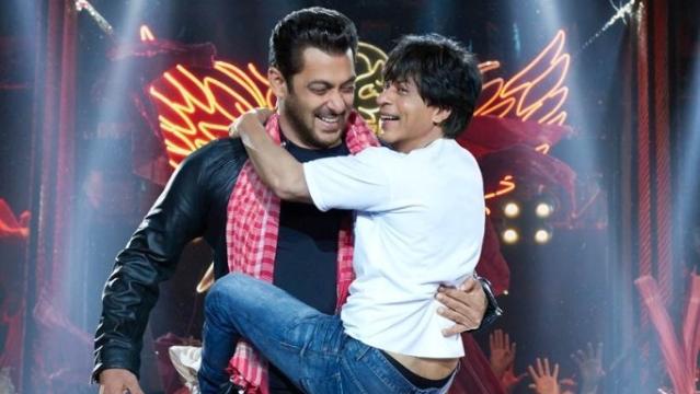 Zero teaser has Shah Rukh Khan and Salman Khan dancing together
