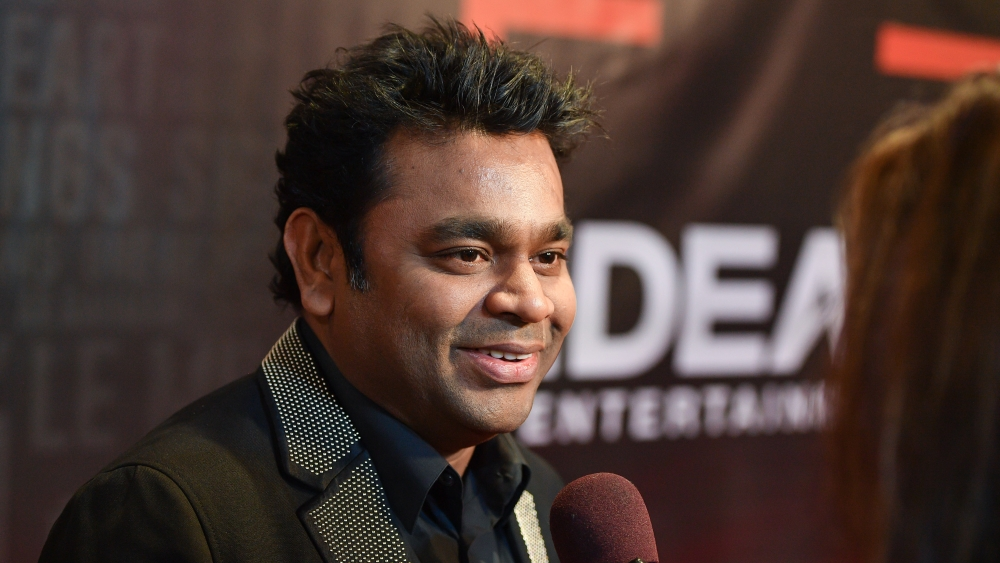 File photo of AR Rahman