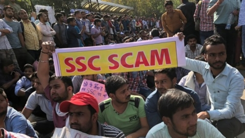 SSC declares results even as CBI probe is on into exam