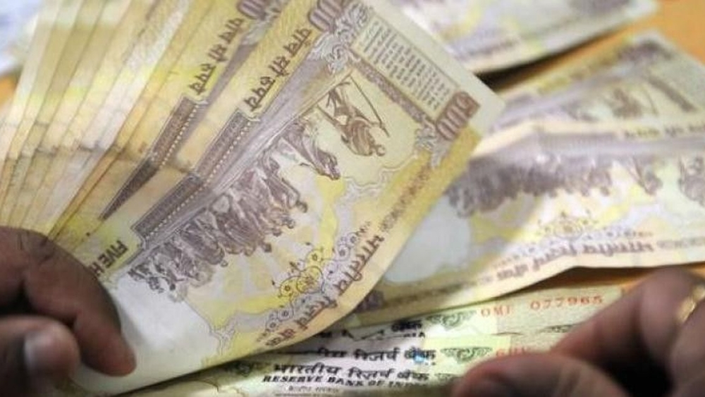 ₹500 notes, banned on November 8, 2016 along with ₹1,000 notes. Representative image