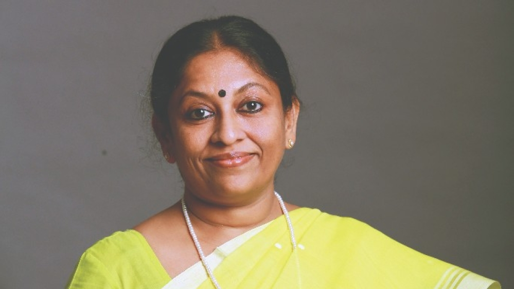 Author KR Meera