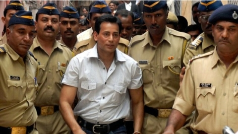 7 years of prison for Abu Salem in extortion case