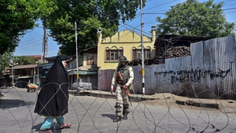 Herald View: Time to return to the  drawing board in Kashmir