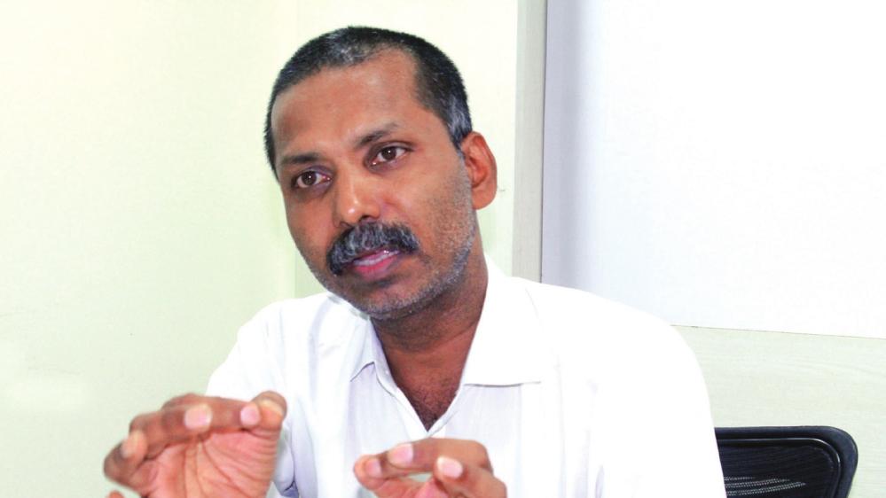Manoranjan S Roy