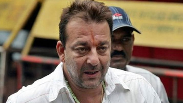 A file photo of Bollywood actor Sanjay Dutt