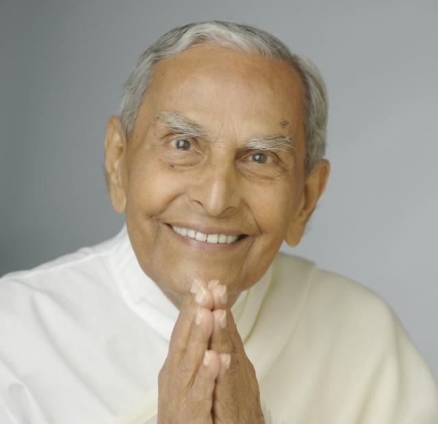 Dada JP Vaswani, a spiritual leader of the Sindhi community, passed away in Pune.