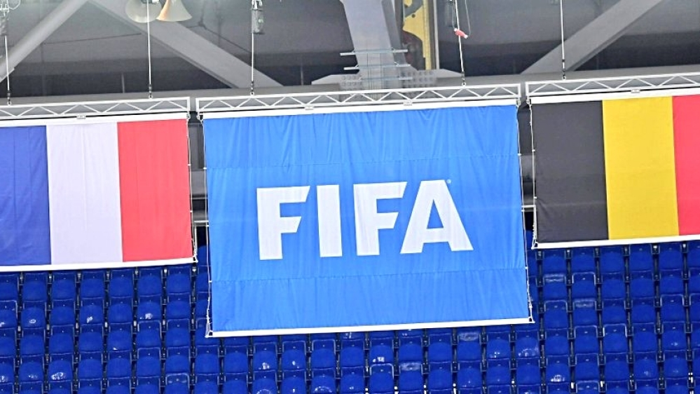 France play Belgium in a FIFA World Cup 2018 semi final in St Petersburg, Russia on July 10