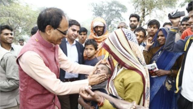 Madhya Pradesh CM Shivraj Singh Chauhan (file photo)