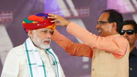 Fearing unpopularity,  BJP resorts to lies ahead of Madhya Pradesh elections