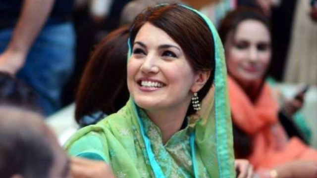 File photo of Reham Khan