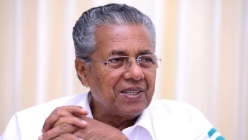 Chief Minister of Kerala Pinarayi Vijayan. A file photo
