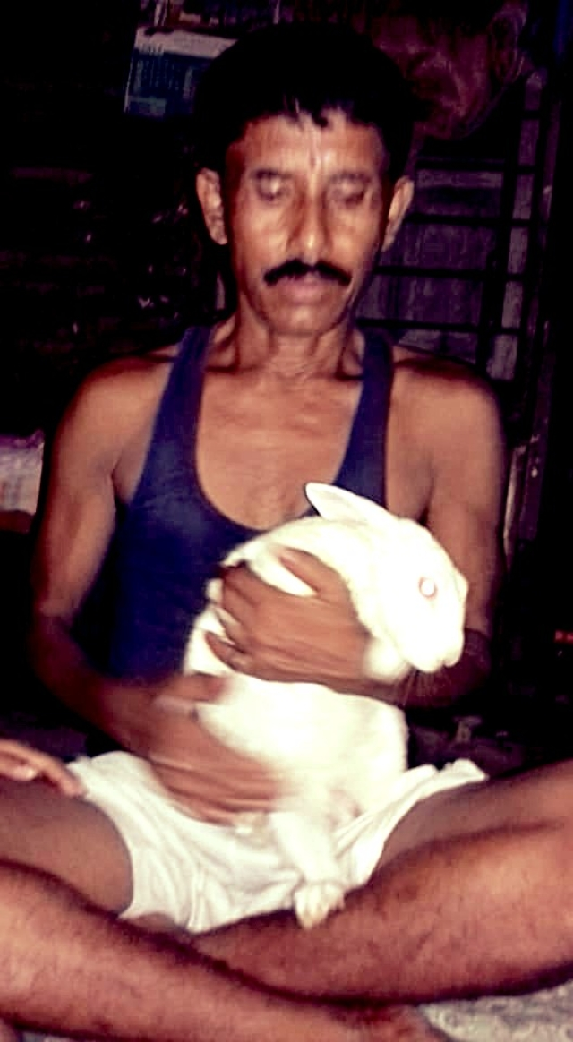 Hima's father is a rice farmer in Dhing, a village 140 km from Guwahati