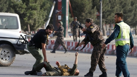 14 killed in Kabul blast; Vice President survives attack