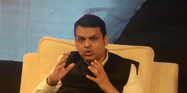 Maharashtra Chief Minister Devendra Fadnavis in Mumbai on June 25, 2018