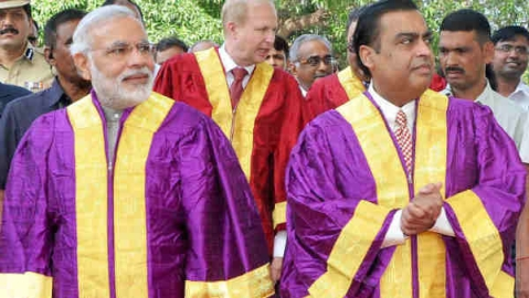 Reliance Jio Institute yet to start; Modi govt gives it 'Institute of Eminence' tag