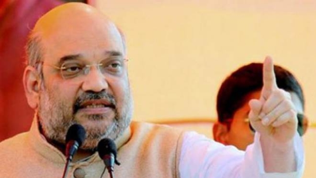 Image result for BJP president Amit Shah images
