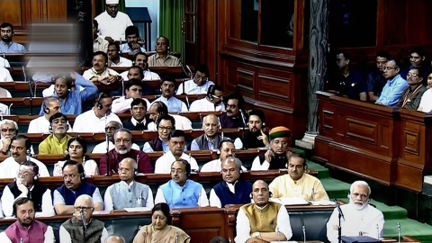 Aakar Patel: It was a vote of no-confidence against the Opposition