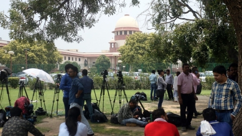 Section 377: Apex court reserves verdict on consensual same sex relations