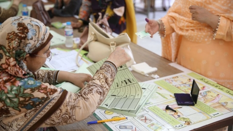 Ballot over bullets: Pakistan awaits election results