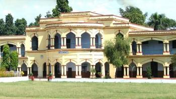 A file picture of St. Andrew's College, Gorakhpur in Uttar Pradesh