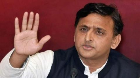 Akhilesh Yadav in Allahabad: BJP govt functioning in an