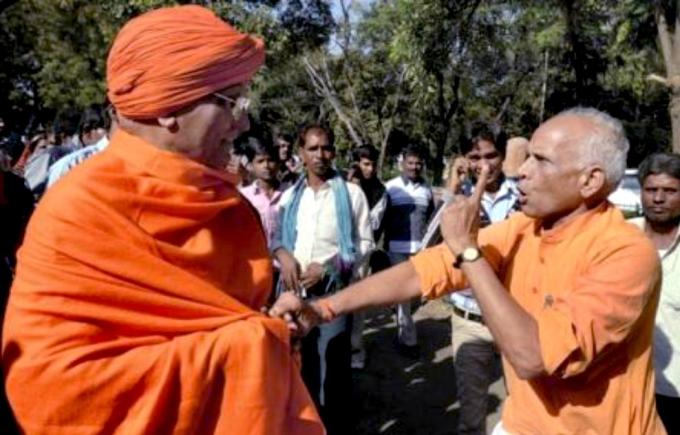 File photo of Swami Agnivesh (representative image)