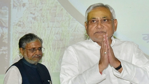 Muzaffarpur: Nitish Kumar under attack from both friends and enemies