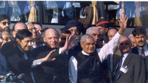 When Vajpayee won over Lahore with his oratory