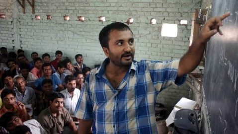 Are jealous elements out to defame Super-30 mathematician Anand Kumar?