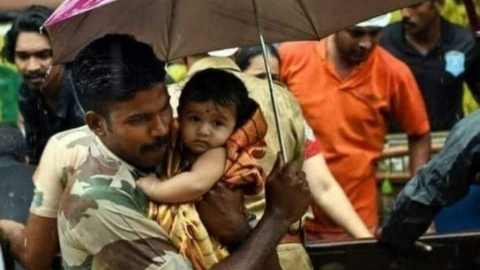 Kerala floods: Challenge shifts from rescue to providing relief to 7 lakh people