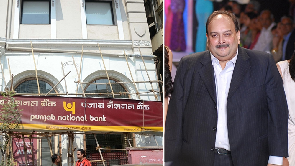 File Photo of Managing Director of Gitanjali Gems Mehul Choksi, an accused in the ₹13,000 Punjab National Bank fraud