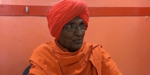File photo of Swami Agnivesh