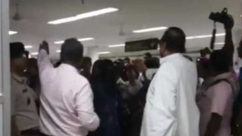 NRC issue: TMC MPs stopped at Assam's Silchar airport, allegedly beaten up