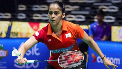 Asiad 2018: Saina loses semi-final, settles for bronze