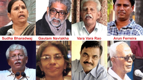 Bhima-Koregaon clash: Who are the activists who have been raided?