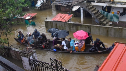 Kerala Floods Live: Situation dire; Kochi airport shut until August 26