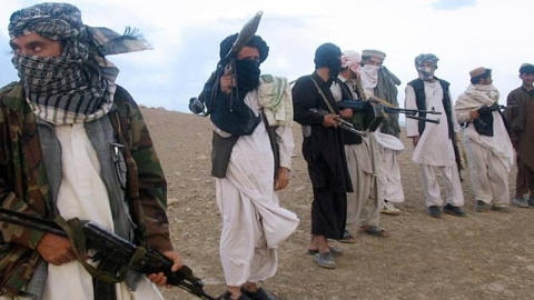 Taliban take at least 100 people hostage in Afghanistan
