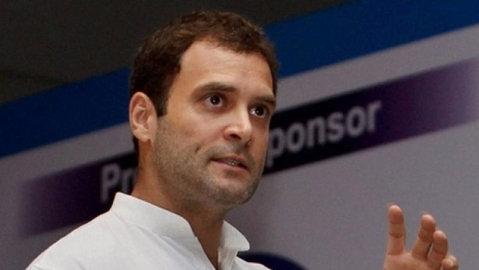 Rahul Gandhi: 'unconditional' aid must be accepted to help flood-hit Kerala
