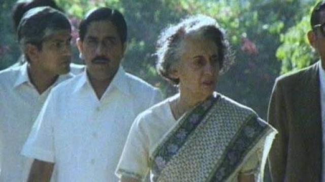 Image result for rk dhawan indira gandhi
