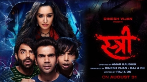 Stree is a gorgeous 'quirk-tale' of fun and fear