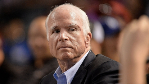 War hero, hawk and peacemaker, US Senator John McCain dies, aged 81