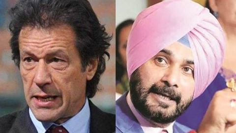 Sidhu, Kapil and Gavaskar invited to Imran Khan's swearing in ceremony