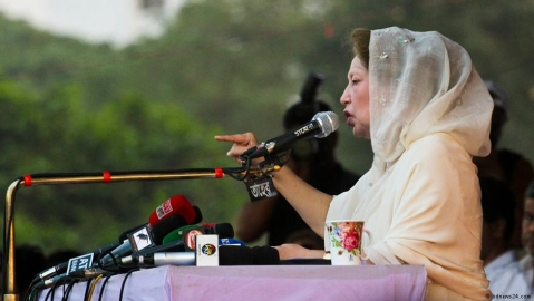 Bangladesh: Khaleda Zia fights for her political future