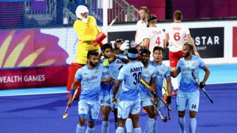 Asiad 2018: Indians create history in men's hockey