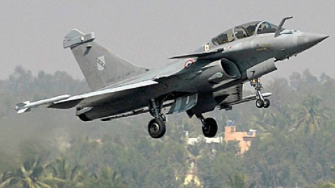CAG flags Rafale aberrations
