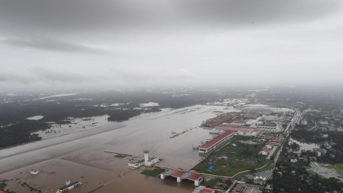 "Kerala floods Live Updates: Kerala floods be declared ""national calamity"" demands Congress"