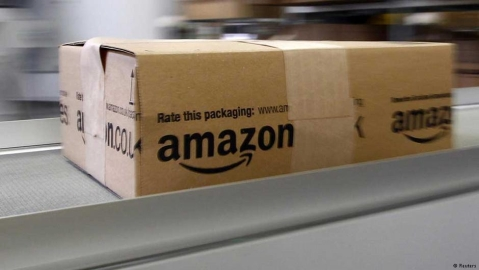 Germany moves on Amazon, Ebay over tax