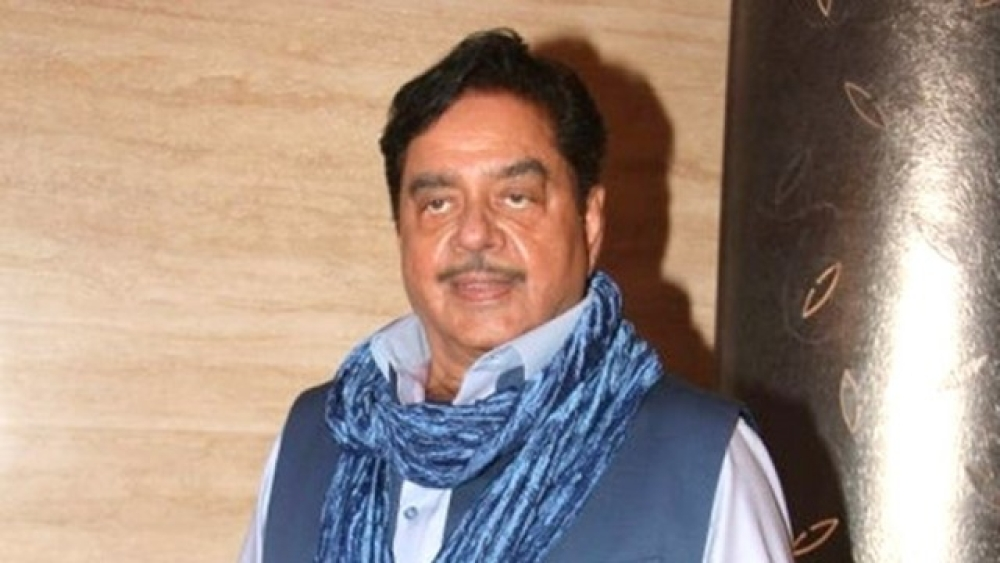 Shatrughan Sinha (file photo)