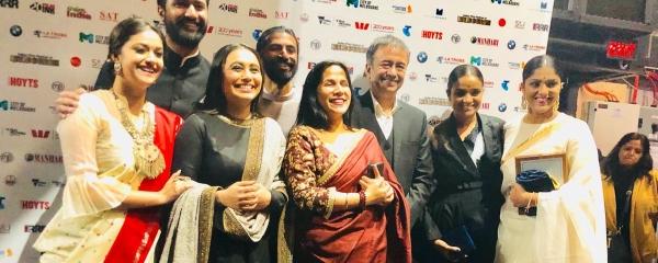 The winners of IFFM 2018 awards